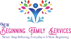 New Beginning Family Services of NC Logo